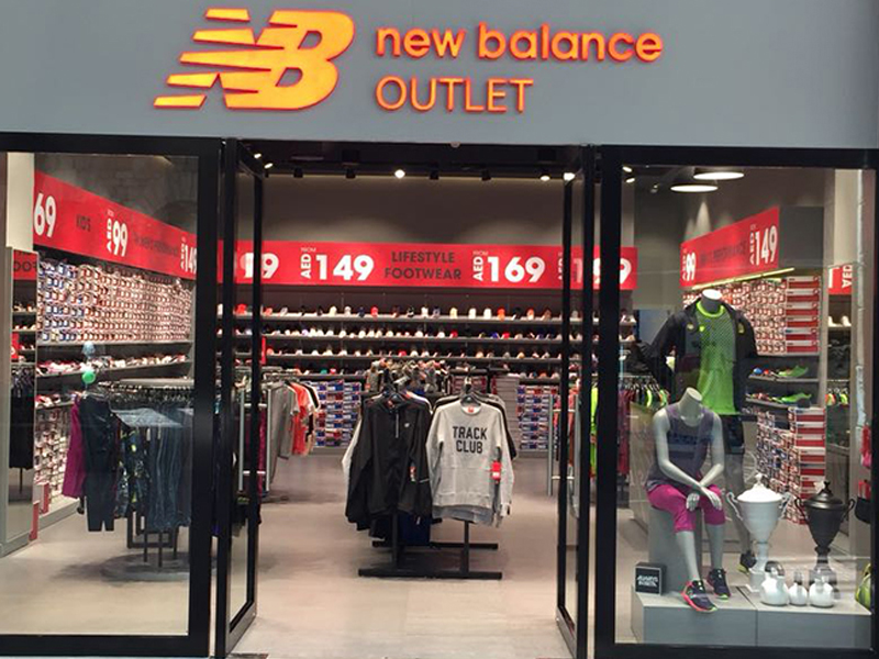 New Balance Sports Shoes & Accessories   The Outlet