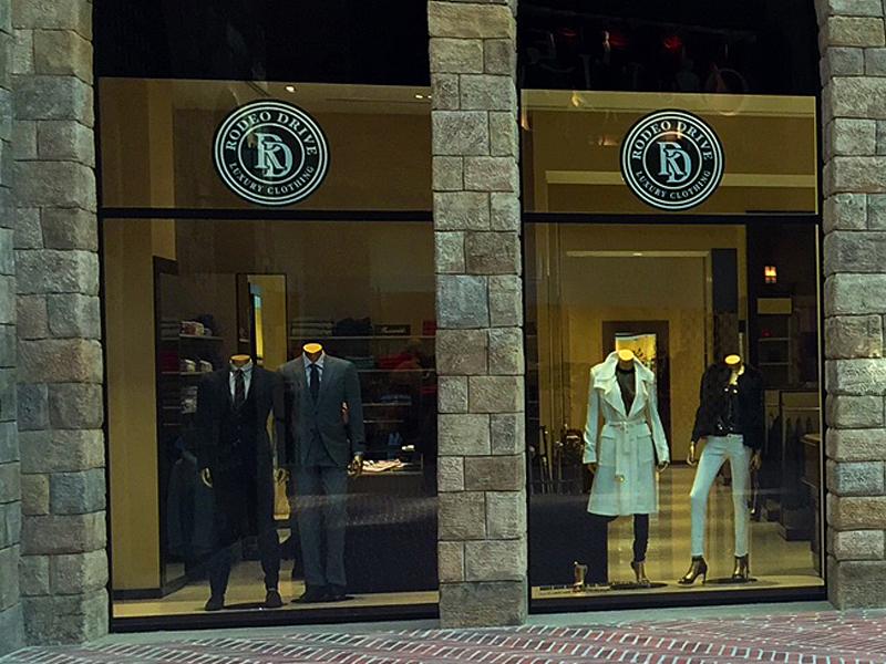 Rodeo Drive Luxury Clothing For Men Amp Women The Outlet Village Dubai Uae